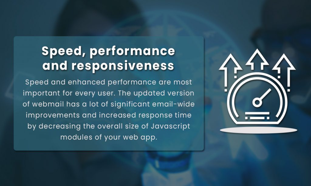 Speed, Performance And Responsiveness
